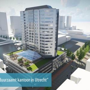 NS kantoorgebouw Laan van Puntenburg 100 Utrecht