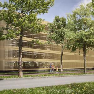Parkeergarage Amphia Ziekenhuis Breda