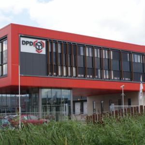 Nieuwe DPD Holland Hub Veenendaal