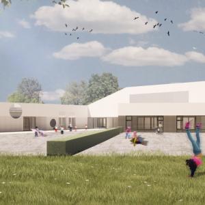 Onderwijsgebouw De Panterijn & Shri Krishna Vleuten-De Meern