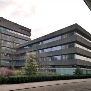 Siemens Renovatie Gebouwen H, K, R en P  Den Haag
