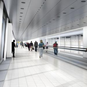 Luchthaven Schiphol G-pier en GH-gebouw
