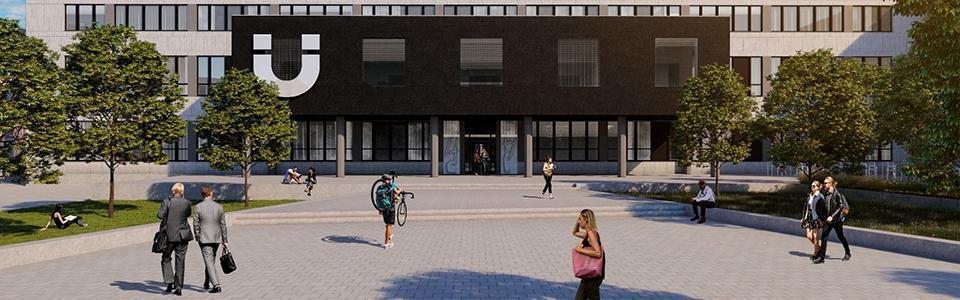 Transformatie voormalig ziekenhuis Ariënsplein in Enschede