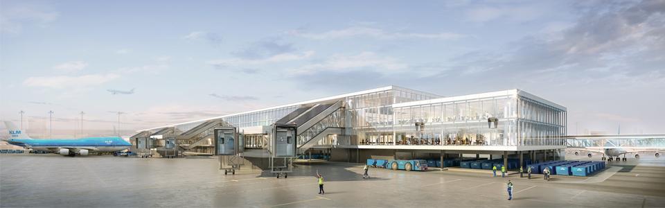 A-Pier Schiphol